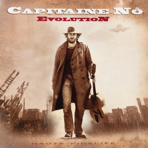 L'album Évolution du Capitaine Nô